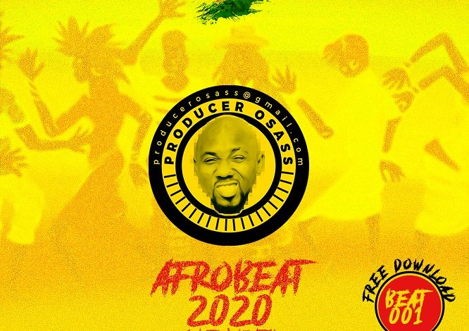 Photo of AfroBeat 2020 Instrumental (Prod. By Producer Osass)