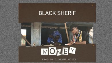 Photo of Black Sherif – Money (Prod. by TubhaniMuzik)