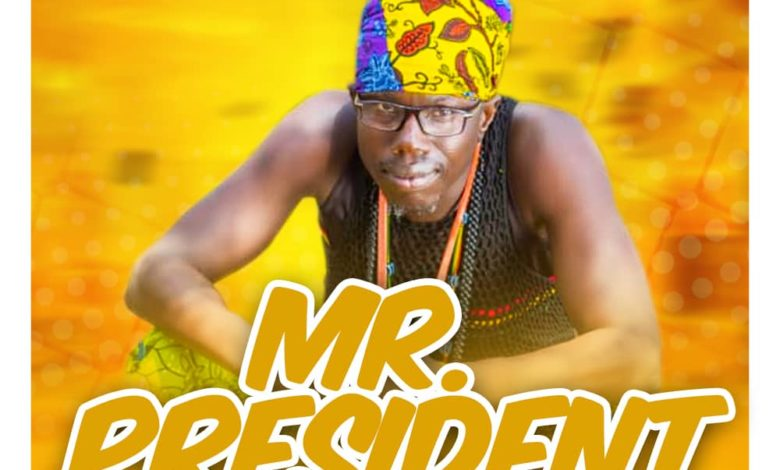 Photo of Raskabah De Hunter – Mr President (Prod. By Wazumbi)