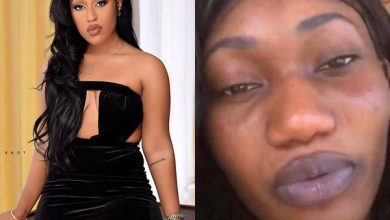 Photo of You're an Ugly Wicked Girl with an Evil Heart – Fantana claps back at Wendy Shay