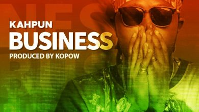 Photo of Kahpun – Business (Prod. By Kopow Naade)