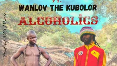 Photo of AY Poyoo – Alcoholics Ft Wanlov The Kubolor