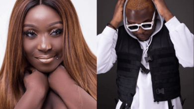 Photo of Eno Barony replies Medikal for calling her a corpse