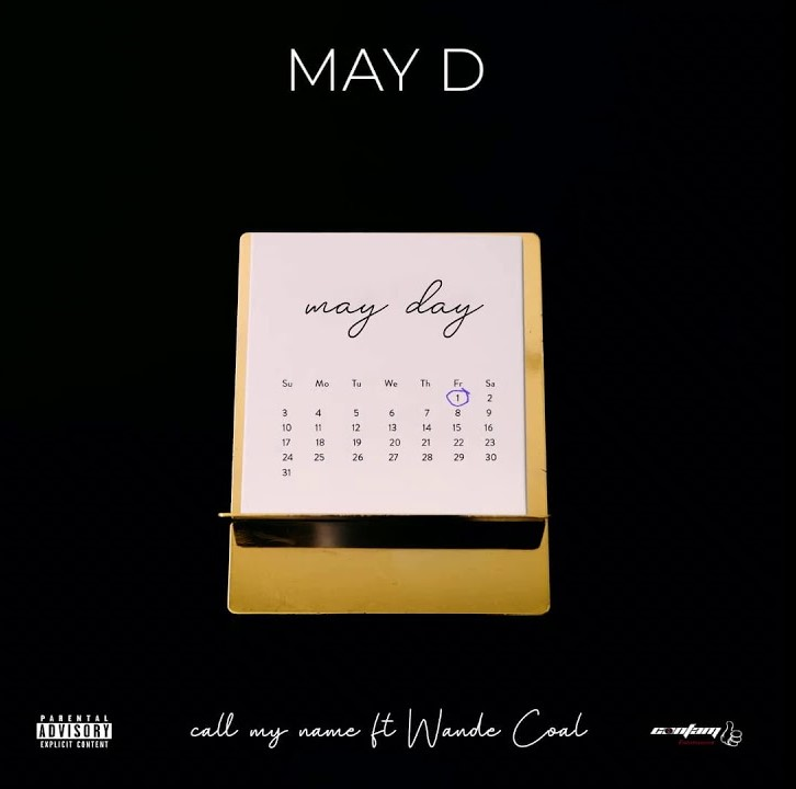 May D – High With You (Prod. by Vstix)