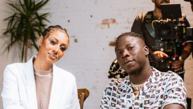 Photo of Stonebwoy's collaboration with Keri Hilson peaks No. 19 on Billboard Chart