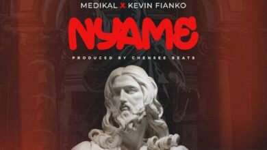 Photo of Medikal – Nyame Ft Kevin Fianko (Prod. By Chensee Beatz)