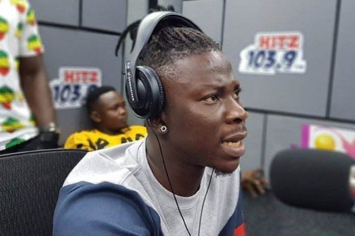 VIDEO: Stonebwoy breaks silence on Mr Drew's song theft brouhaha