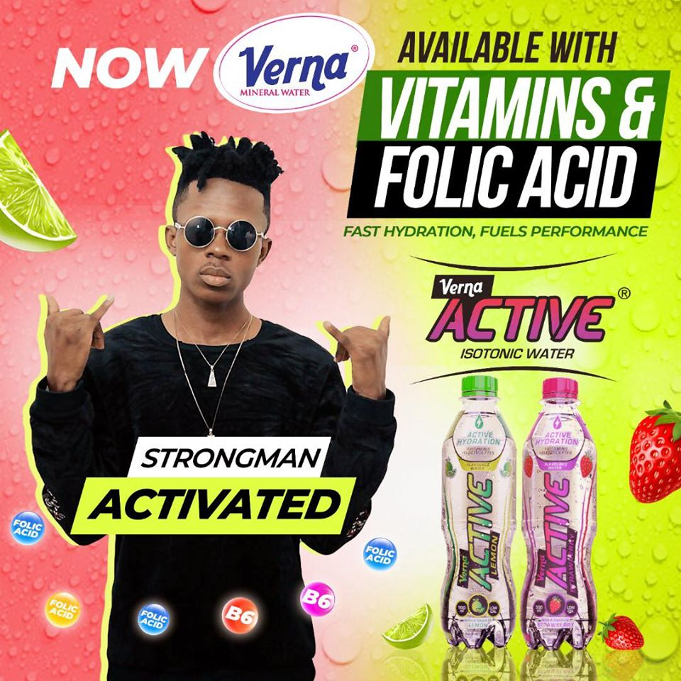 Strongman – Verna Active