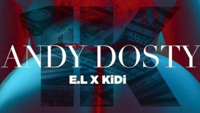 Photo of Andy Dosty – 1K Ft E.L x KiDi