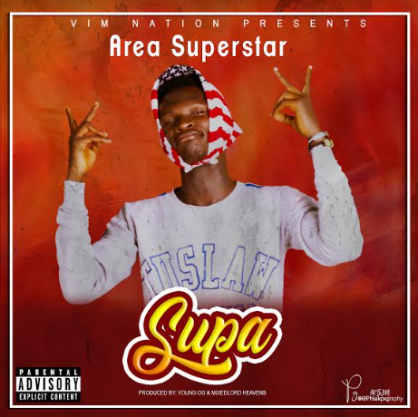 Area Superstar - Supa (Mastered By LordHeaven)
