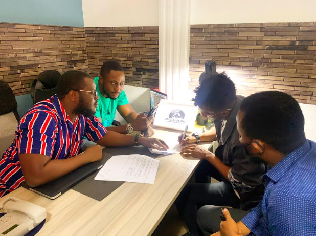 Priceless Life Entertainment Signs talented Nigerian Singer, Hope James