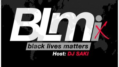 Photo of DJ Saki – B. L. M. (Black Lives Matters)