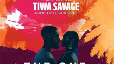 Photo of Efya – The One Ft Tiwa Savage (Prod By Blaq Jerzee)