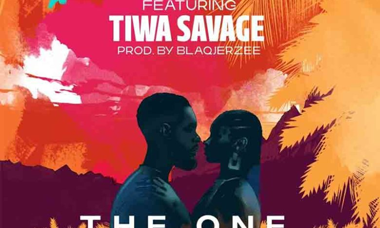 Photo of Efya – The One Ft Tiwa Savage (Prod By Blaq Jerzee)