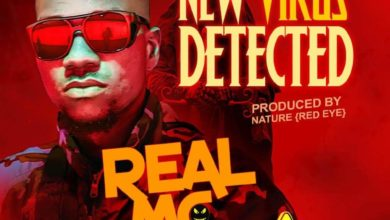 Photo of Real MC – New Virus Detected (Prod By Nature)