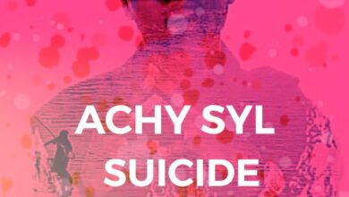 Photo of Achy Syl – Suicide (Mix. By Tims)