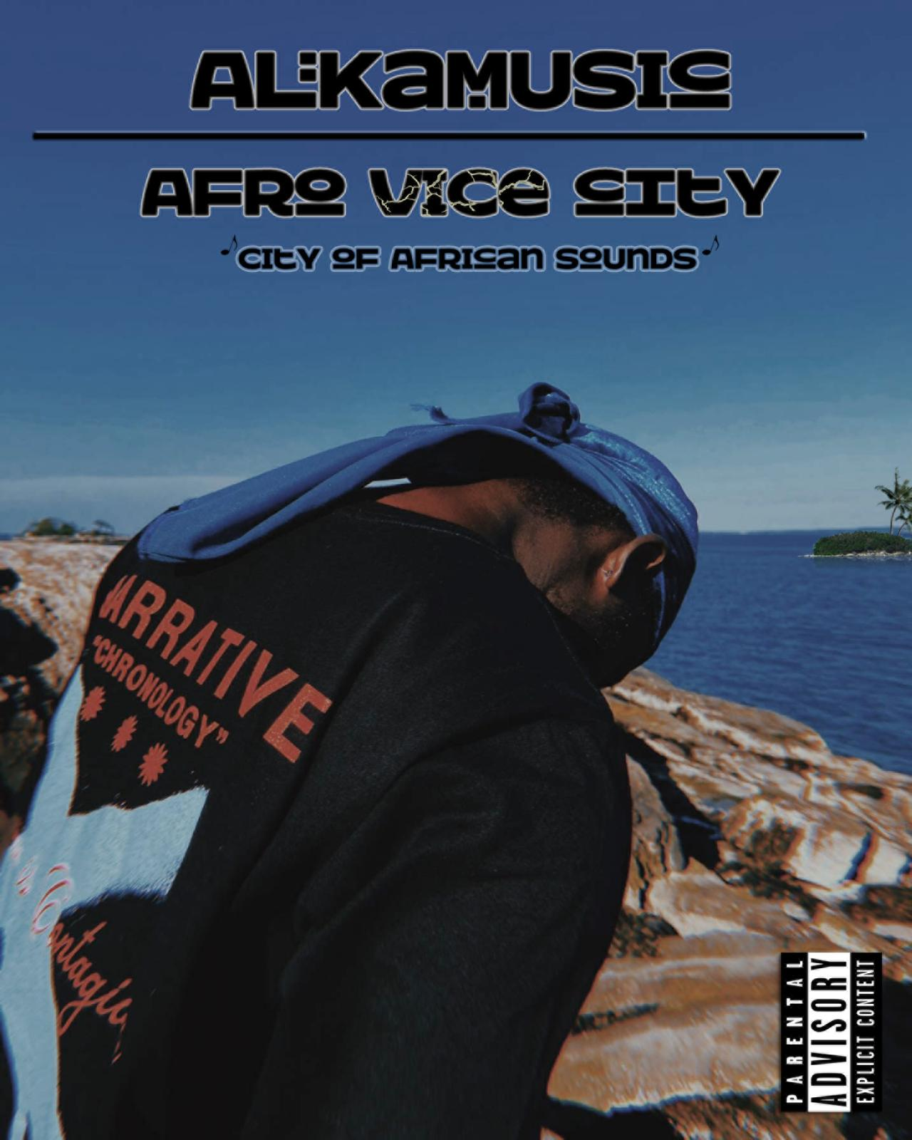 "US-based Ghanaian artiste, Alka set to release debut solo EP ""Afro Vice City"" on July 10th"