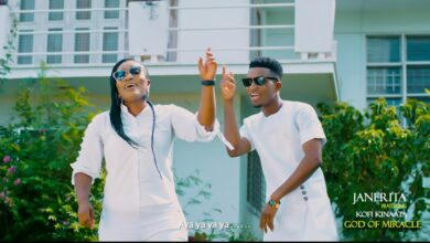 Photo of JaneRita – God of Miracle Ft Kofi Kinaata