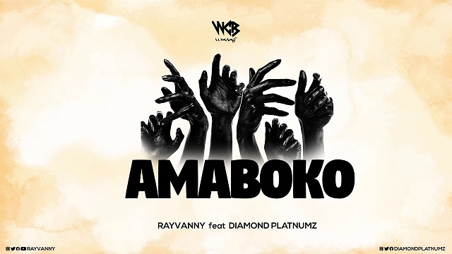 Rayvanny – Amaboko Ft Diamond Platnumz