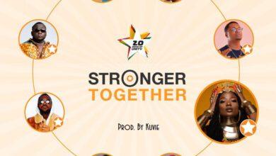 Photo of Jumia Ghana – Stronger Together Ft Efya x Bosom Pyung x Kojo Cue x Fancy Gadam x CJ Biggerman x Pappy Kojo x Yaa Pono x Feli Nuna