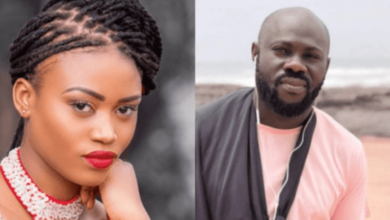 Photo of I've contacted Instagram to change Eshun's account to Naana Blu – Ex-manager