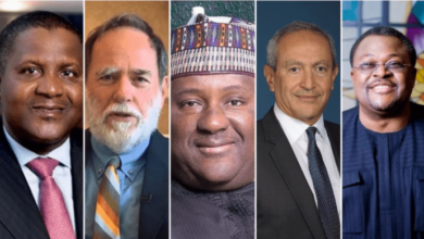 Photo of These are the 8 richest people in Africa; checkout how much they are worth