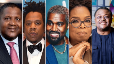 Photo of Checkout list of top 15 richest black people in the world