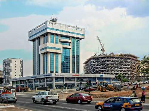 Earth Tremor Rocks Major Cities In Accra