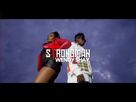 Official Video: Strongman – Mokobe Ft Wendy Shay
