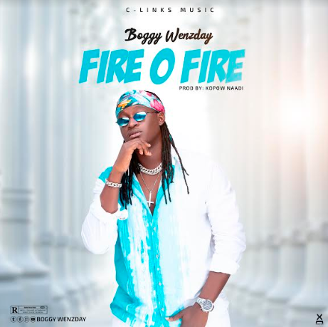 Boggy Wenzday - Fire O Fire (Prod. By Kopow Naadi)
