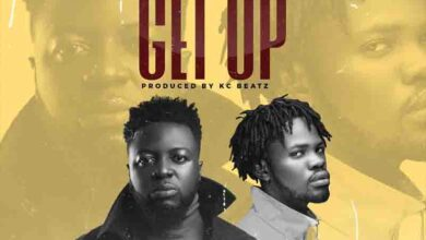 Photo of Guru NKZ – Get Up Ft Fameye (Prod. By Kc Beatz)