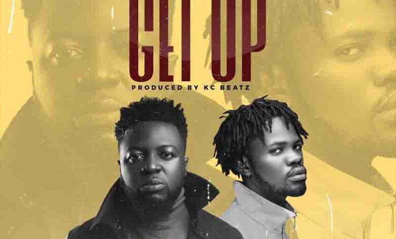 Photo of Guru NKZ – Get Up Ft Fameye (Prod. By Kc Beatz)