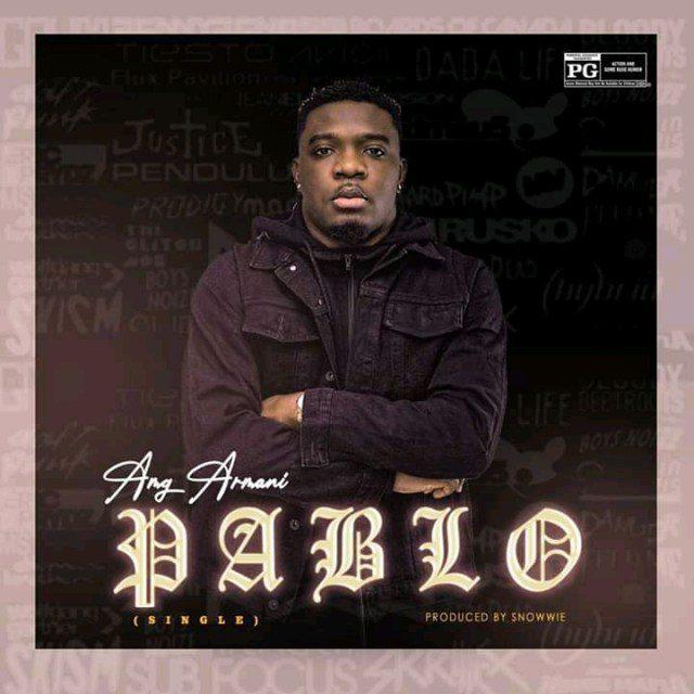 Amg Armani – Pablo (Prod.By Snowwie)