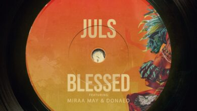 Photo of Juls – Blessed Ft Miraa May x Donae'o