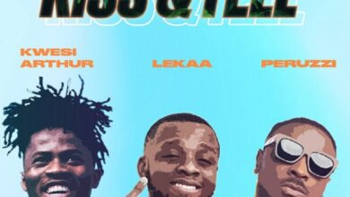 Photo of Lekaa – Kiss & Tell Ft Peruzzi x Kwesi Arthur