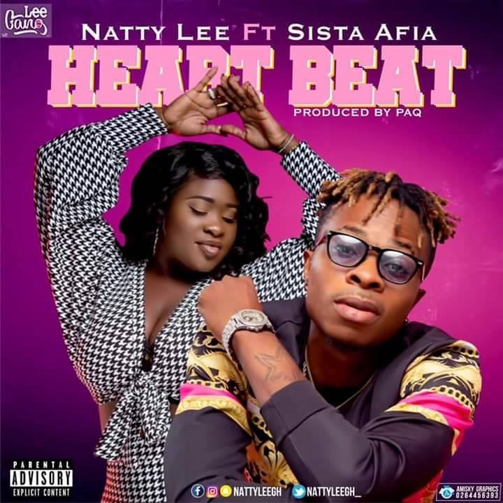 Natty Lee – Heartbeat Ft Sista Afia