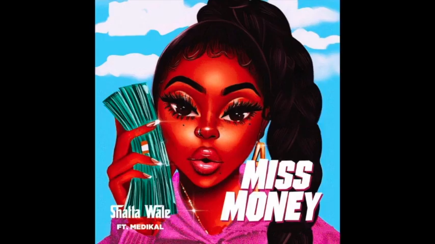 Shatta Wale – Miss Money ft. Medikal (Prod. by Beatz Vampire)