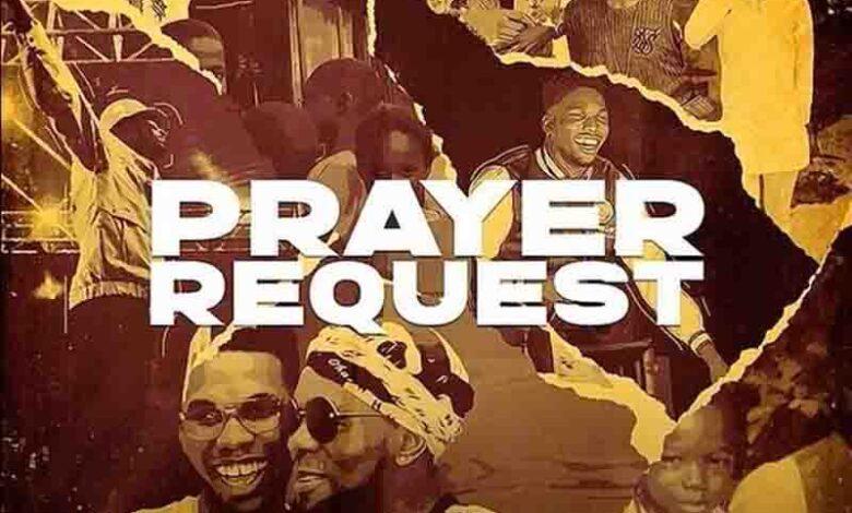 Photo of Victor AD – Prayer Request Ft Patoranking