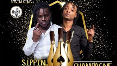 Photo of Jupitar – Sippin Champagne Ft Rygin King