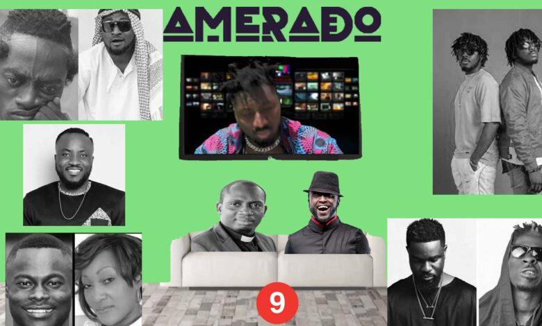 Photo of Amerado – Yeete Nsem Episode 9 (Prod. By WY'ES)