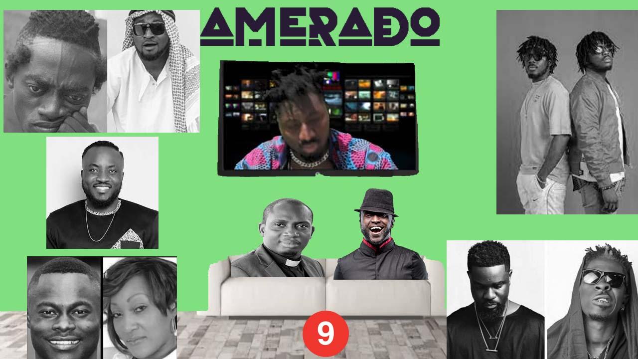 Amerado - Yeete Nsem Episode 9 (Prod. By WY'ES)