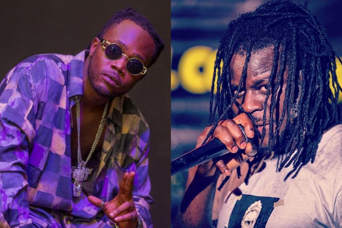 """""""You Can't Face Me, You Want To Face Stonebwoy"""" – Kahpun Shades Jupitar."""