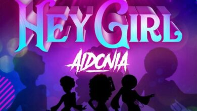 Photo of Aidonia – Hey Girl