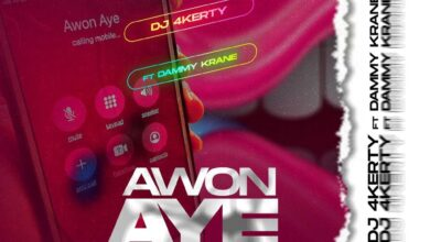 Photo of DJ 4Kerty – Awon Aye Ft Dammy Krane