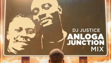 Photo of DJ Justice – Anloga Junction (Mixtape)