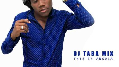 Photo of DJ Taba Mix – This Is Angola (Mixtape Volume 1)