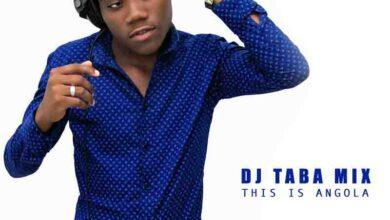 Photo of DJ Taba Mix – This Is Angola (Mixtape Volume 1)
