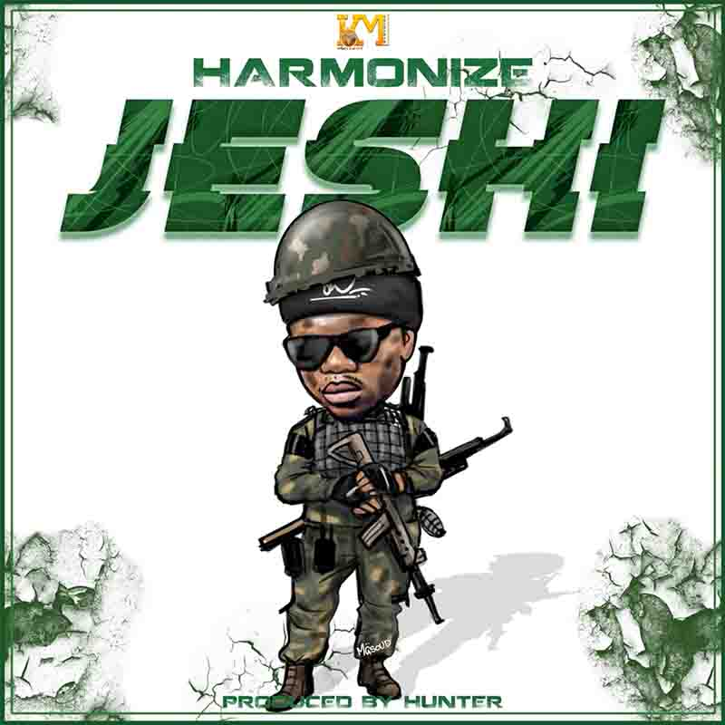 Harmonize - Jeshi (Prod by Hunter)