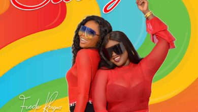 Photo of Freda Rhymz – Saucy Ft Sista Afia (Prod By Mix Master Garzy)