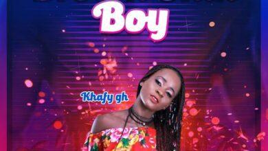 Photo of Khafy Gh – Brown Skin Boy (Prod. By Mirakilouz Beatz)